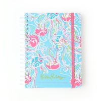 Lilly Pulitzer Large Agenda - Jellies Be Jammin