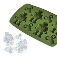 Chillbot Robot Silicone Mold