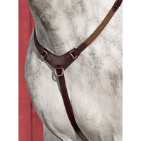 Vespucci Jumper Breastplate with Running Attachment | Dover Saddlery