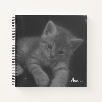 Too Purr'fect Notebook