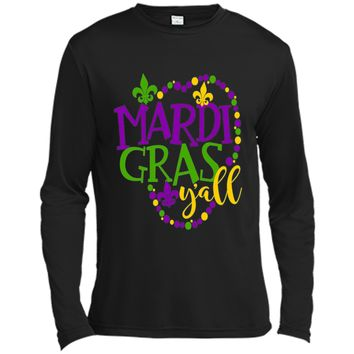 Mardi Gras Y'All Best Price Mardi Gras TShirt