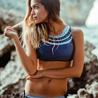 Cupshe Look Up To Me Tank Bikini Set