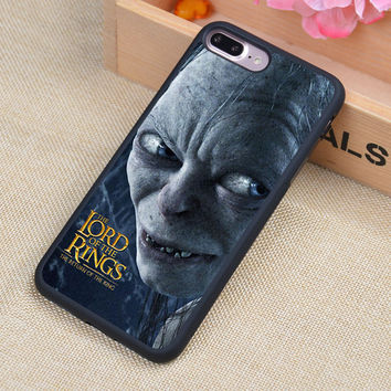 Lord of the Rings Printed Soft Rubber Mobile Phone Cases For iPhone 6 6S Plus 7 7 Plus 5 5S 5C SE 4 4S Cover Skin Shell