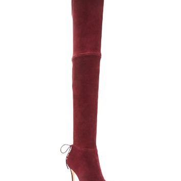 Pour La VictoireCaterina Over The Knee High Heel Boots