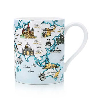 Tiffany & Co. - World Mug