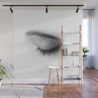 In my dreams Wall Mural by vanessagf