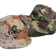 Daily Grind Combatant Snapback Cap Light Brown