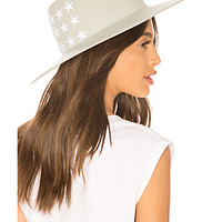 Don Paris Carlie Hat in Blue | REVOLVE
