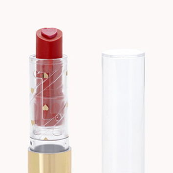 Heart-Shaped Crème Lipstick