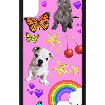 Puppy Love iPhone X Case