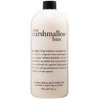 philosophy Crispy Marshmallow Bars Shampoo, Shower Gel & Bubble Bath