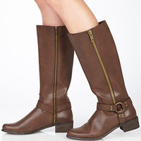 Runaround Harness Boots | FOREVER 21 - 2000050571