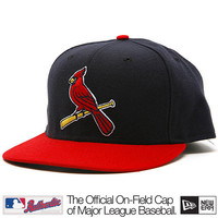 St. Louis Cardinals Authentic Collection On-Field 59FIFTY Alternate 2 Cap - MLB.com Shop