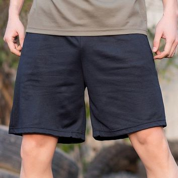 2018 Summer Brand Clothing Men's Quick Dry Shorts Loose Plus Size 3XL Casual Men Beach Shorts Breathable Trouser Male Shorts