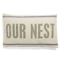 Primitives by Kathy 'Our Nest' Pillow - Beige