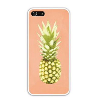 Pineapple Cell Phone Case Cover Apple iPhone 4 4S 5 5S Samsung Galaxy S3 S4 Tropical Hawaiian Summer Chic Maui Resort Glam FREE SHIPPING!