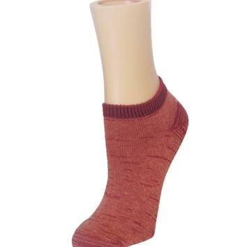 Simple Space Cotton Low Cut Gym Socks