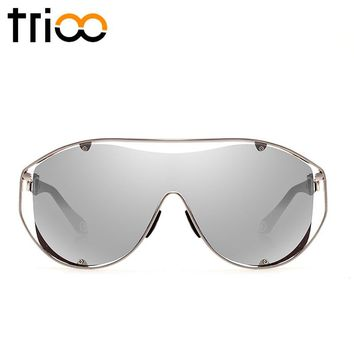 TRIOO space star Conception Design Mens Sunglasses