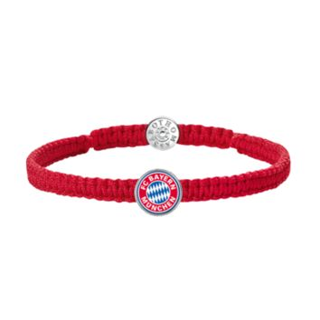 FC Bayern Thomas Sabo Wristband Red - Official FC Bayern Online Store