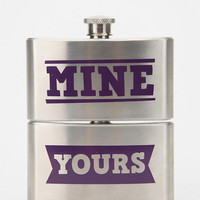 Mine & Yours Flask