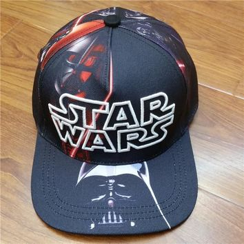 Trendy Winter Jacket Solo: A Star Wars Story Printed Baseball Hat Unisex Boys Girls Hip Hop Adjustable Sunhat Snapback Caps Men Woman Accessories AT_92_12