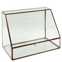 Copper Display Case, Tall