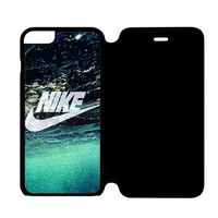 Nike Air Jordan Radio Boombox iPhone 6S Plus Flip Case Cover