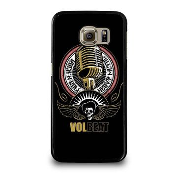 VOLBEAT HEAVY METAL Samsung Galaxy S6 Case Cover