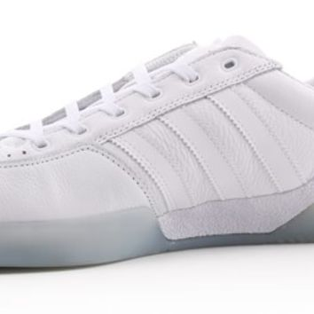 Adidas City Cup Skate Shoes - footwear white/footwear white/gold metallic - Free Shipping