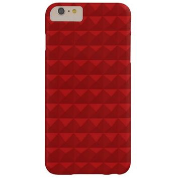 Cool Studded Red IPhone 6 Plus Case