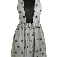 Iron Fist Skull A Dot Dress - Buy Online at Grindstore.com