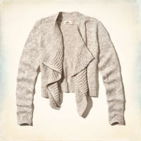 Avalon Place Moto Sweater Jacket