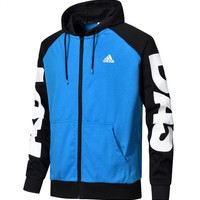Nike Long Sleeve Knit Sportswear Coat With Hat