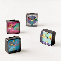 Kikkerland Design New Wave Alarm Clock | Urban Outfitters