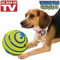 Wobble Wag Giggle Dog Toy - As Seen On TV