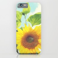 SUNNY DAY II iPhone & iPod Case by Ylenia Pizzetti
