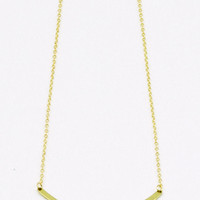 Melrose Charm Necklace