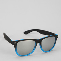 Rubberized Gradual Risky Sunglasses