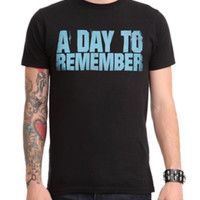 A Day To Remember Logo T-Shirt