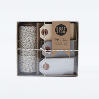 Parcel Tags & Twine - Urban Outfitters