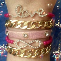 Pinky Promises Set from p.s. I Love You More Boutique