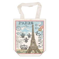 Paris French Market Bag