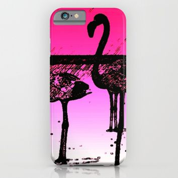 MENKO MENKO iPhone & iPod Case by Jessica Ivy