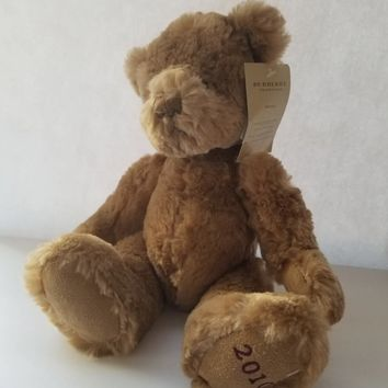 Burberry 2010 Plush Teddy with Tags