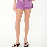 BKE Lounge Lace Applique Short