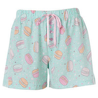 Cotton Sleep Shorts - Macaroons - Target Australia
