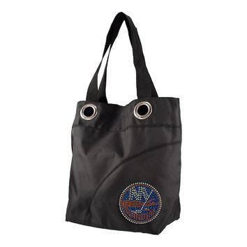 New York Islanders NHL Sport Noir Sheen Tote
