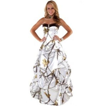 Realtree ® Snow Camo Dresses | Made in USA - Free Shipping