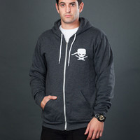 Nexttime Productions Ltd. - HOODIE AMERICAN APPAREL BACON STRIPS