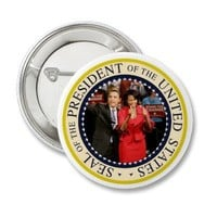 President Obama Commemorative Pins from Zazzle.com